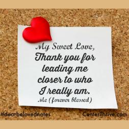 Leading Me Closer