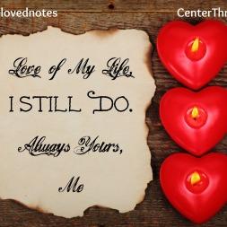 I still do!