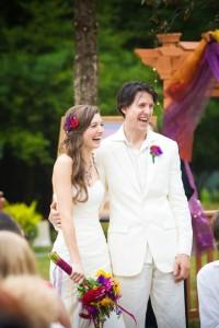 Bret and Christine Eartheart wedding