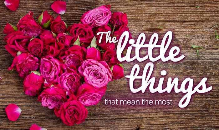 The Little Things header image