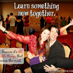Learn something new together!