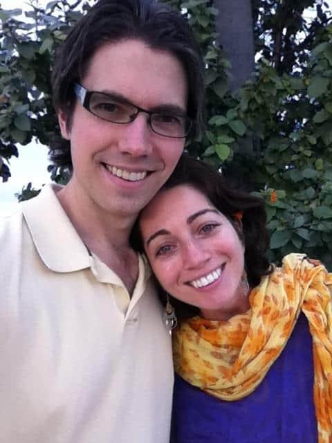 Gabriel Lantz and Yulia Azriel